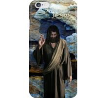 Jesus: Be blessed and prosper (iPhone/iPod Case) iPhone Case/Skin