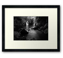Florence Falls, Litchfield National Park, Australia Framed Print
