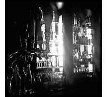 Last memory of the night. Photographic Print