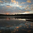 Lake Eacham by Ursula Rodgers