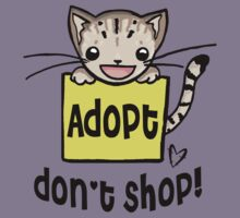 Adopt Don't Shop!  by reloveplanet