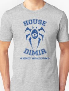 Magic the Gathering: House of Dimir Guild Unisex T-Shirt