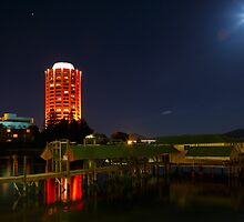 Wrest Point Casino, Sandy Bay, Tasmania #2 by Chris Cobern