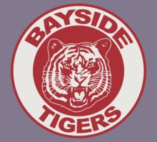 Saved by the bell: Bayside Tigers Kids Tee