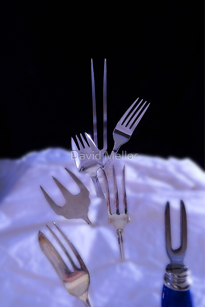 Fork Queue by David Mellor