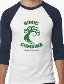 Magic the Gathering: Simic Combine Guild Men's Baseball ¾ T-Shirt