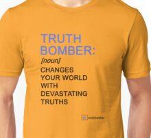 Truth Bomber - Definition (light shirt) Unisex T-Shirt