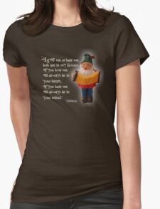 Love Me or Hate Me, Seneca saying with Gnome T-Shirt