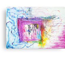 Rose Arc de Triomf - Rose Arc de Triomphe Canvas Print
