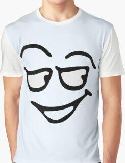 Funny Faces Graphic T-Shirt