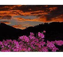 Sunrise - Amanecer Photographic Print