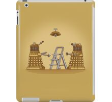 Dalek DIY iPad Case/Skin