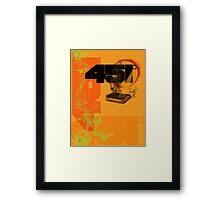 farenheit 451 Framed Print
