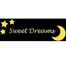 Sweet Dreams Photographic Print