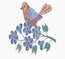 Blue Sugarbird by sugarbird