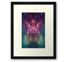 shaman-guest Framed Print