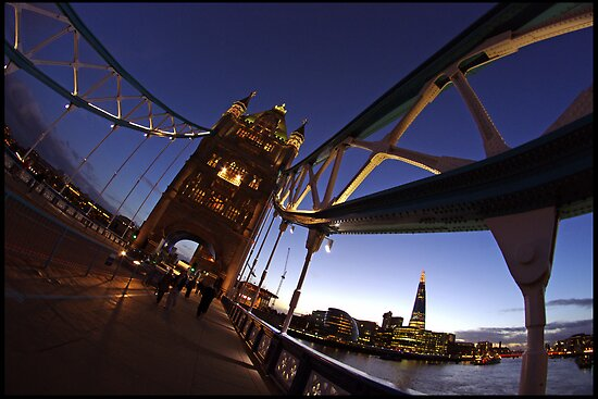 Tower Bridge 2 of 2 by berndt2