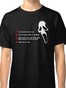 Scream: Randy's rules Classic T-Shirt