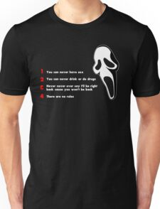 Scream: Randy's rules T-Shirt