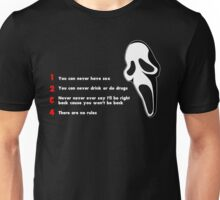 Scream: Randy's rules Unisex T-Shirt