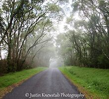 Road to Never Never by Justin Knewstub