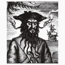 Fierce Pirate! by Jeff East
