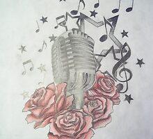 Music is love by MollyRose Morgan