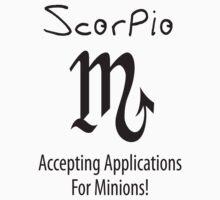 Scorpio by Janelle Tarnopolski