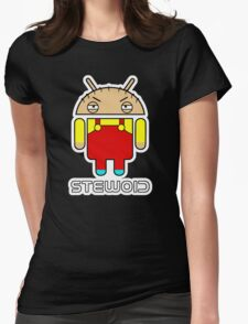 Stewoid Womens Fitted T-Shirt
