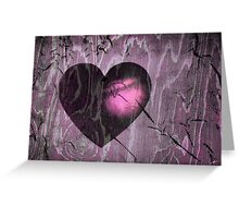 With all my heart ... Greeting Card