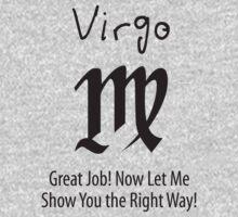 Virgo by Janelle Tarnopolski
