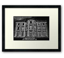 Loftus Hall, Hook Peninsula, Wexford  Framed Print