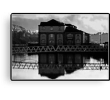 River in Waterford Canvas Print
