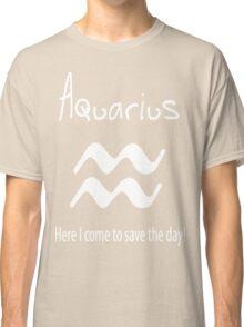 Aquarius 2 Classic T-Shirt