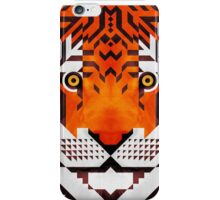 Triangle Tiger iPhone Case/Skin