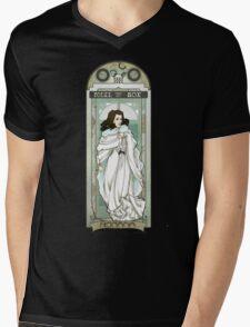Romana ArtNerdveau Mens V-Neck T-Shirt