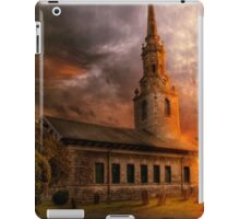 Sunset At St Lawrence iPad Case/Skin