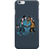 Mortal Spies iPhone Case/Skin