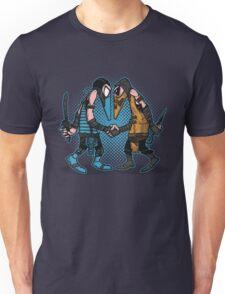 Mortal Spies Unisex T-Shirt