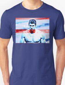 Michael Phelps - Pride of the USA T-Shirt