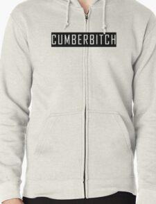 Cumberbitch Zipped Hoodie