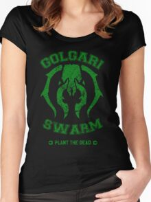 Magic the Gathering: GOLGARI SWARM Women's Fitted Scoop T-Shirt