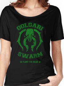 Magic the Gathering: GOLGARI SWARM Women's Relaxed Fit T-Shirt