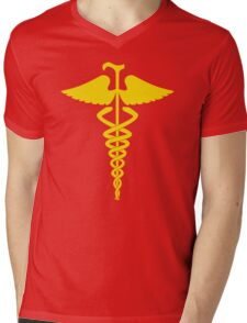 House M.D. Mens V-Neck T-Shirt