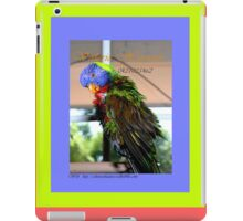 Summer Splash iPad Case/Skin
