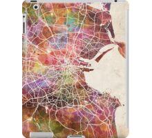Dublin map iPad Case/Skin