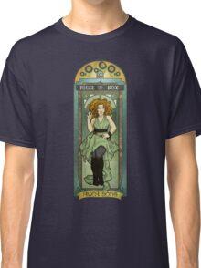 River Song ArtNerdveau Classic T-Shirt