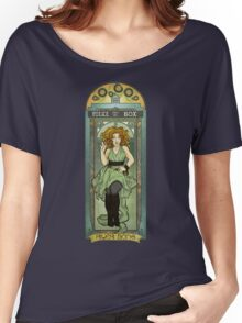 River Song ArtNerdveau Women's Relaxed Fit T-Shirt