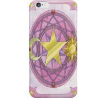Sakura Card Phone Case iPhone Case/Skin