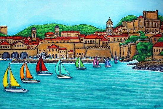 Dubrovnik Regatta by LisaLorenz